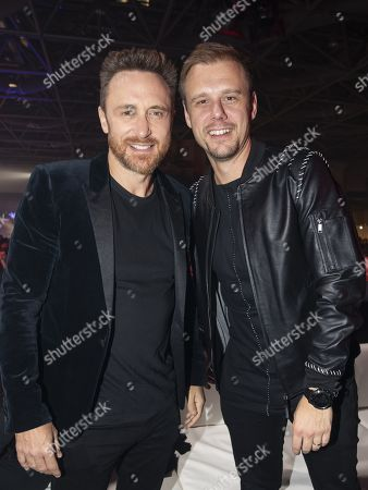 David Guetta and Armin van Buuren