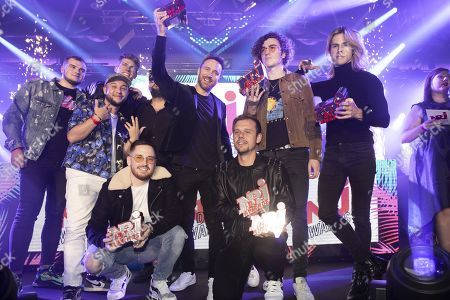Gaullin, Jax Jones, Tujamo, Prince Karma, AAZAR, David Guetta, Armin van Buuren and Ofenbach