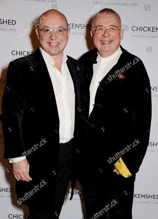 Christopher Biggins and partner Neil Sinclair