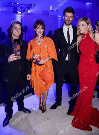 Editorial image of Chickenshed Charity Gala at Kensington Palace, London, UK - 07 Nov 2019