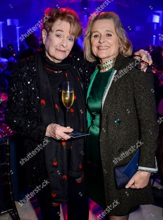 Dame Janet Suzman and Sinead Cusack