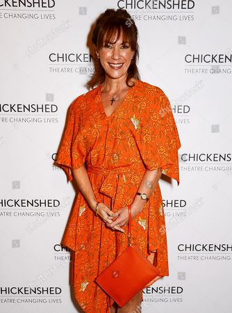Stock Picture of Tanya Franks