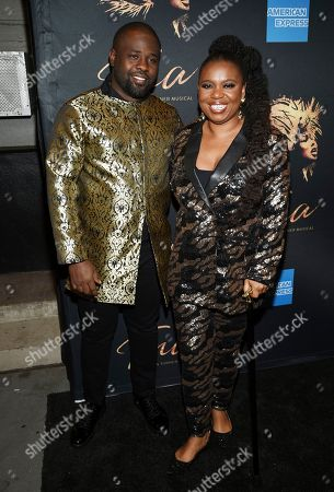 "Editorial picture of ""Tina - The Tina Turner Musical"" Broadway Opening Night, New York, USA - 07 Nov 2019"