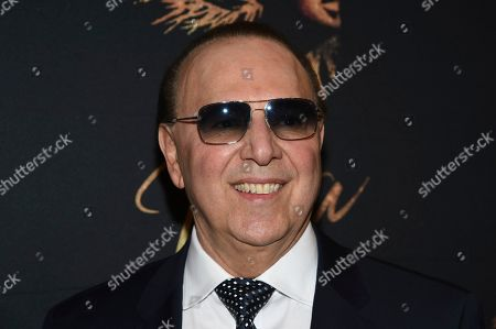 """Tommy Mottola attends """"Tina - The Tina Turner Musical"""" Broadway opening night at the Lunt-Fontanne Theatre, in New York"""