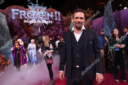"""Editorial picture of World Premiere of """"Frozen 2"""" - Red Carpet, Los Angeles, USA - 07 Nov 2019"""
