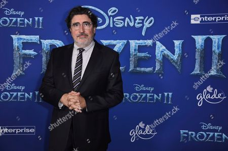 "Alfred Molina arrives at the world premiere of ""Frozen 2"" at the Dolby Theatre, in Los Angeles"