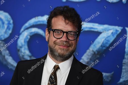 """Christophe Beck arrives at the world premiere of """"Frozen 2"""" at the Dolby Theatre, in Los Angeles"""