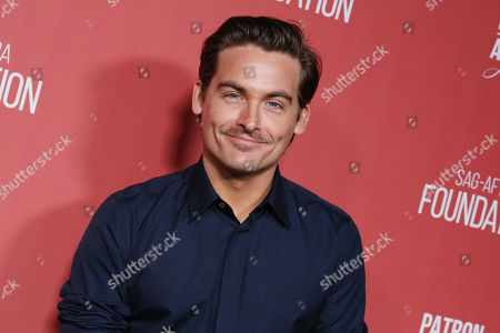 Stock Photo of Kevin Zegers