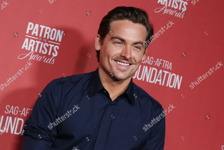Stock Picture of Kevin Zegers