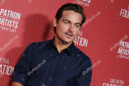 Stock Image of Kevin Zegers