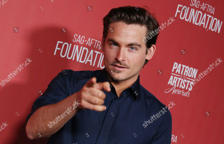 Editorial photo of 4th Annual Patron of the Artists Awards, Arrivals, Wallis Annenberg Center for Performing Arts, Los Angeles, USA - 07 Nov 2019