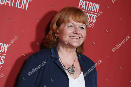 Stock Picture of Lesley Nicol