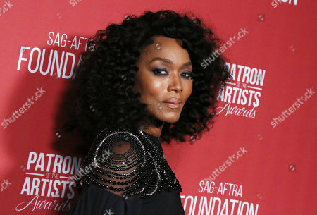 Stock Image of Angela Bassett