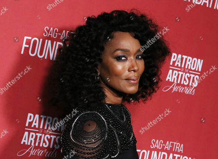 Stock Photo of Angela Bassett