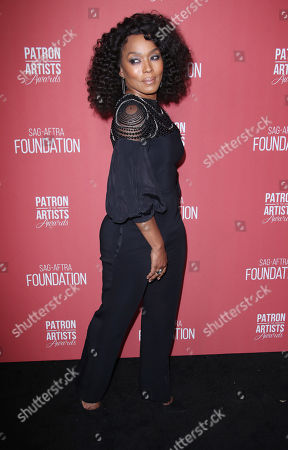 Stock Picture of Angela Bassett