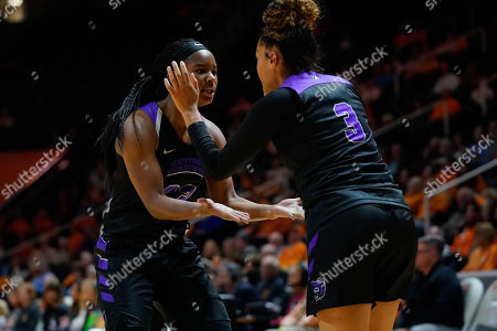 Editorial picture of NCAA Basketball Central Arkansas vs Tennessee, Knoxville, USA - 07 Nov 2019
