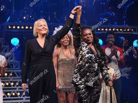 "Editorial image of ""Tina - The Tina Turner Musical"" Broadway Opening Night, New York, USA - 07 Nov 2019"