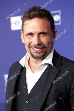 Stock Photo of Jeremy Sisto poses on the red carpet prior to the world premiere of the movie 'Frozen II' at the Dolby Theatre in Hollywood, Los Angeles, California, USA, 07 November 2019. The movie is to be released in US theaters on 22 November 2019.
