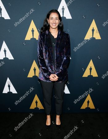 Editorial image of Academy Nicholl Fellowships in Screenwriting Awards and Live Rea, Beverly Hills, USA - 07 Nov 2019