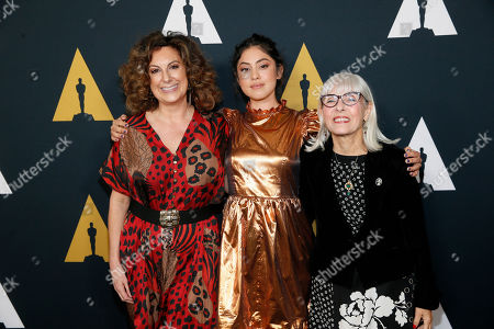 Editorial photo of Academy Nicholl Fellowships in Screenwriting Awards and Live Rea, Beverly Hills, USA - 07 Nov 2019