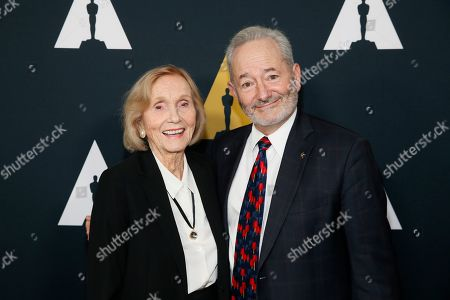 Peter Samuelson, Eva Marie Saint. Peter Samuelson, right, and Eva Marie Saint pose at the Academy Nicholl Fellowships in Screenwriting Awards and Live Read at the Academy of Motion Picture Arts and Sciences Samuel Goldwyn Theater, in Beverly Hills, Calif