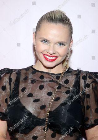 Stock Image of Alli Simpson