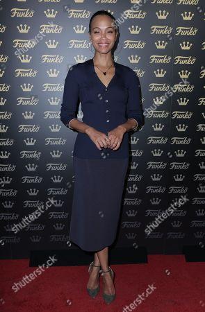 Zoe Saldana