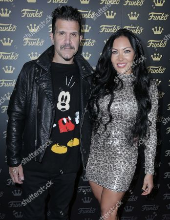 Editorial image of Funko Hollywood VIP Preview Event, Los Angeles, USA - 07 Nov 2019
