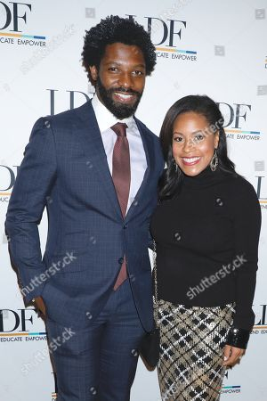 Editorial photo of NAACP LDF 33rd National Equal Justice Awards Dinner, New York, USA - 07 Nov 2019
