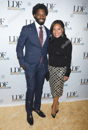 Editorial image of NAACP LDF 33rd National Equal Justice Awards Dinner, New York, USA - 07 Nov 2019