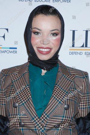 Stock Image of Blair Imani