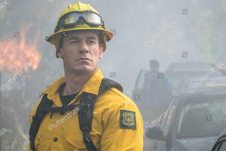 "John Cena as Jake ""Supe"" Carson"