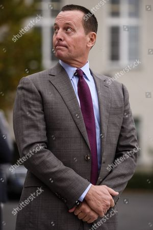 Editorial photo of US Secretary of State Pompeo visits Germany, Berlin - 08 Nov 2019