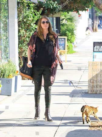 Editorial picture of Celebrities out and about, Los Angeles, USA - 07 Nov 2019