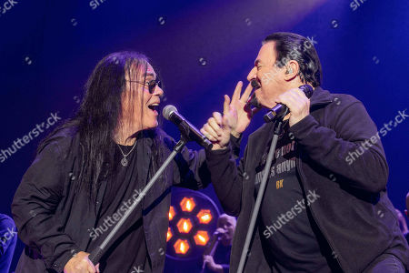 Editorial image of Soulmates in concert, Circus Krone, Munich, Germany - 07 Nov 2019