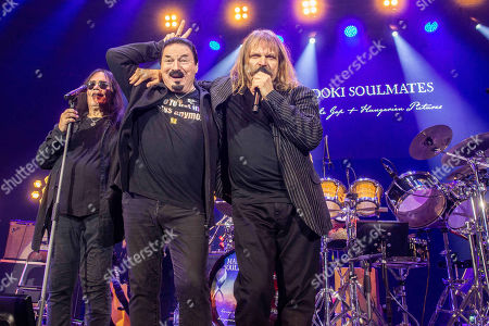 Editorial picture of Soulmates in concert, Circus Krone, Munich, Germany - 07 Nov 2019