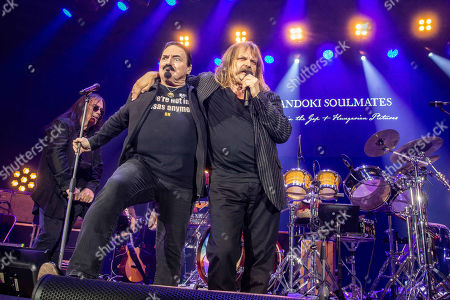 Editorial photo of Soulmates in concert, Circus Krone, Munich, Germany - 07 Nov 2019