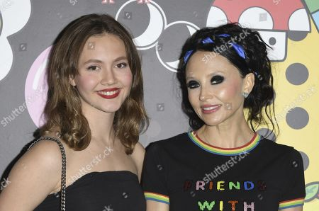 Stock Image of Iris Apatow, Stacey Bendet