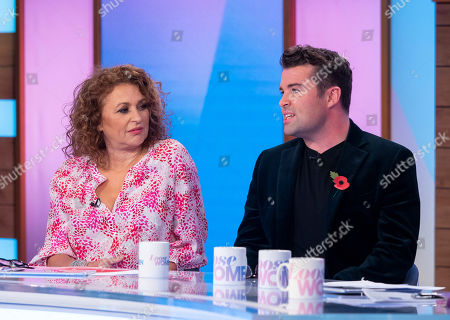 Editorial picture of 'Loose Women' TV show, London, UK - 08 Nov 2019
