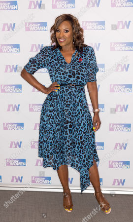 Editorial image of 'Loose Women' TV show, London, UK - 08 Nov 2019