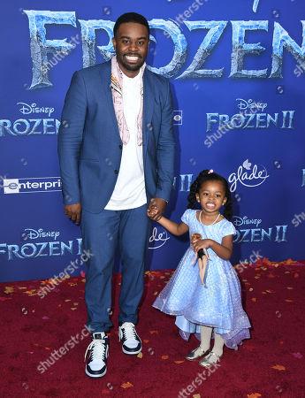 Tobie Windham and daughter