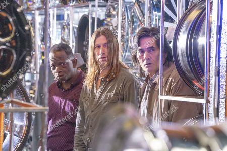 Troy Anthony Hogan as Matthew, Jody Hill as Levi and J. LaRose as Gregory