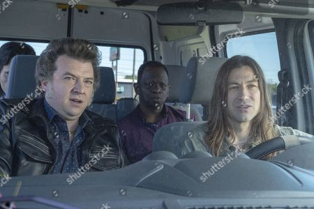 Danny McBride as Jesse Gemstone, Troy Anthony Hogan as Matthew and Jody Hill as Levi