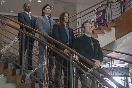 Troy Anthony Hogan as Matthew, J. LaRose as Gregory, Jody Hill as Levi and Adam Devine as Kelvin Gemstone
