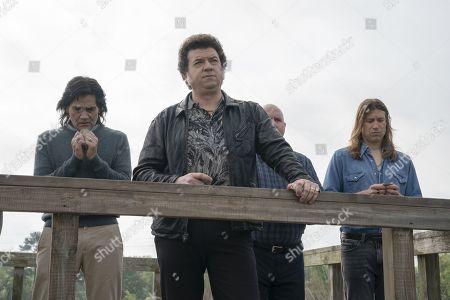 J. LaRose as Gregory, Danny McBride as Jesse Gemstone and Jody Hill as Levi