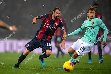 Andrea Poli (Bologna), Nicolo Barella (Inter)