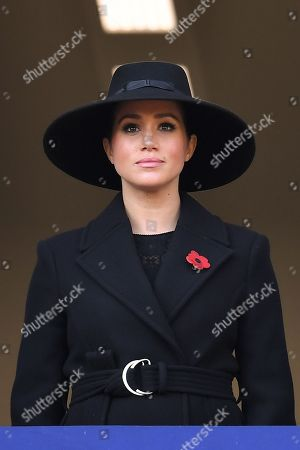 Stock Picture of Meghan Duchess of Sussex