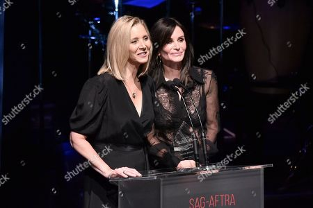 Editorial picture of SAG-AFTRA Foundation's 2019 Patron of the Artists Awards - Inside, Beverly Hills, USA - 07 Nov 2019