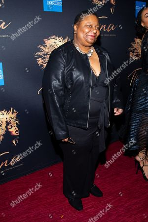 Editorial image of Opening night of Broadway's 'Tina - The Tina Turner Musical', Arrivals, Lunt-Fontanne Theater, New York, USA - 07 Nov 2019