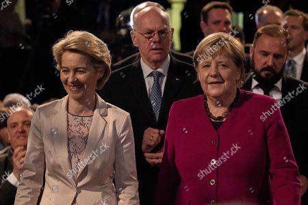 Editorial picture of Ursula von der Leyen delivers the 'European Speech' in Berlin, Germany - 08 Nov 2019
